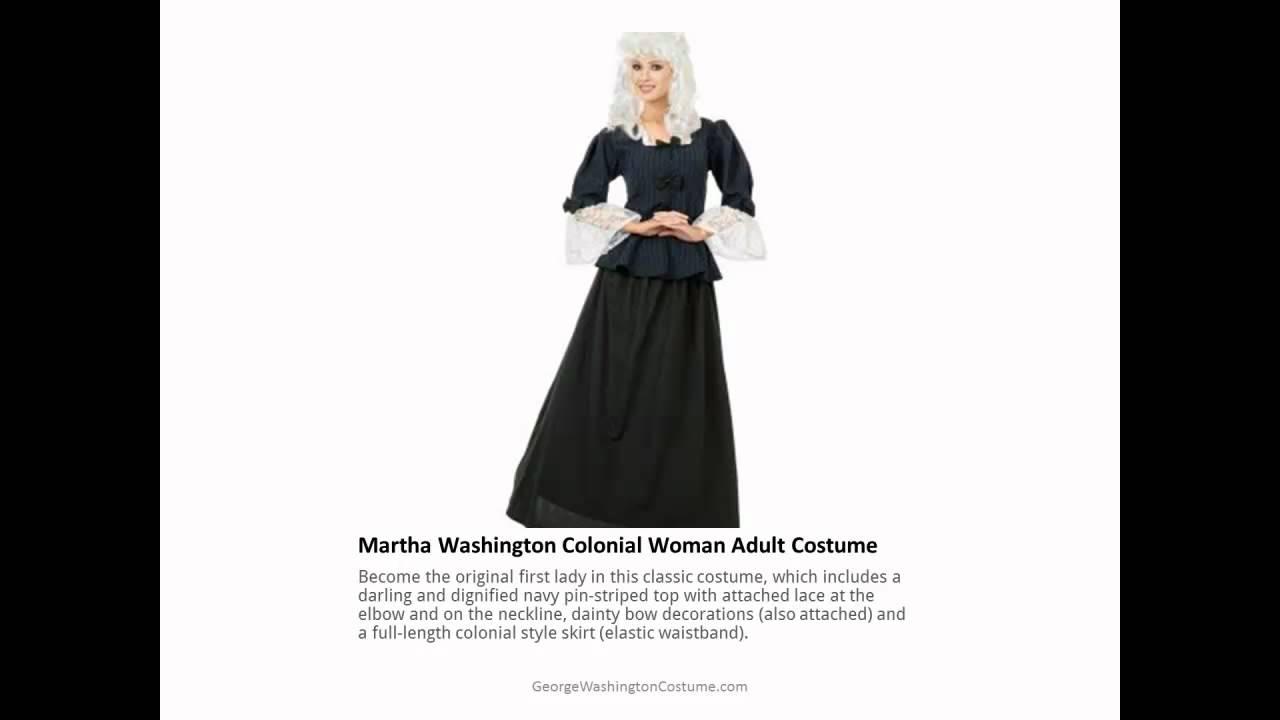 George Washington Costume Youtube