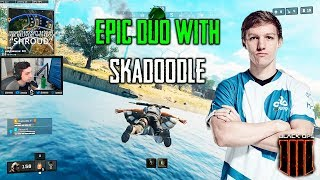 GUESS WHO?! EPIC DUO WITH SKADOODLE | Call of Duty: Black Ops 4 - BLACKOUT #12