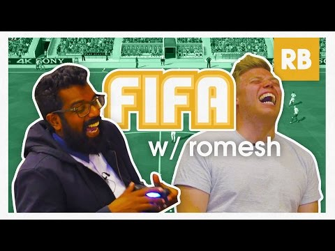 The WORST Game of FIFA EVER With Romesh