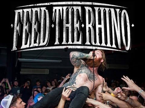 Feed The Rhino - Live In Sheffield Including First Live Performance Of  'Behind The Pride'