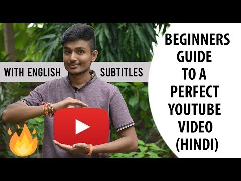 Tips To Make Professional YouTube Videos at a Low Cost 2018   TechaasaanTV   (Hindi/हिंदी)