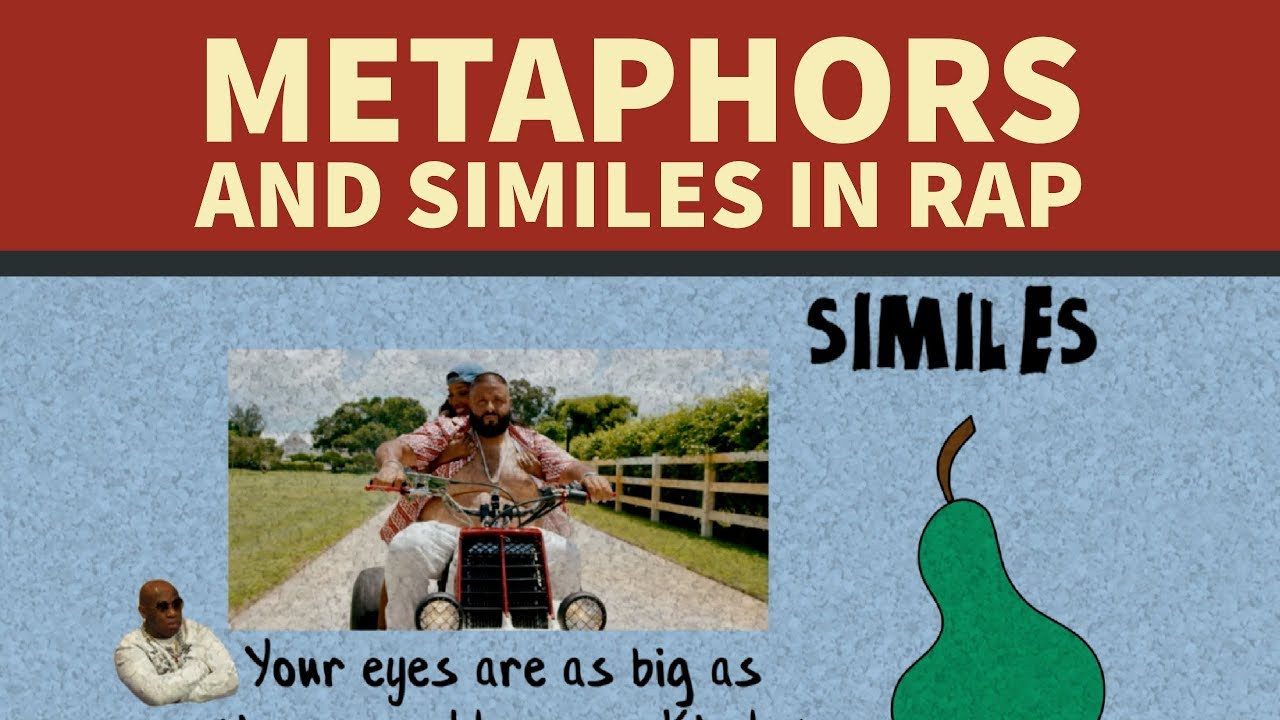 How to use Metaphors and Similes in Rap Songs