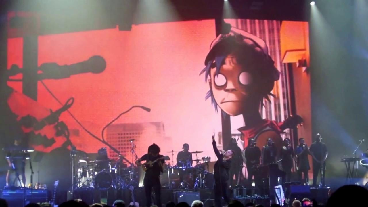 Gorillaz - Revolving Doors - Boston MA 7/12/2017 & Gorillaz - Revolving Doors - Boston MA 7/12/2017 - YouTube pezcame.com