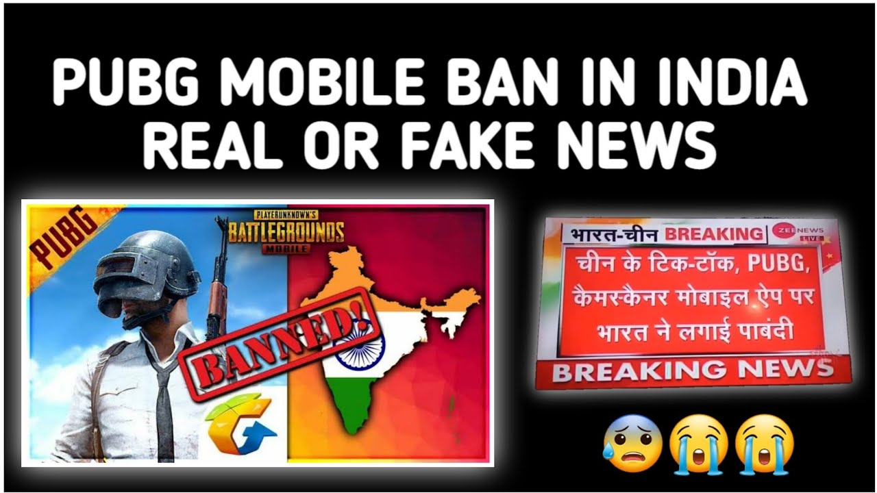 PUBG MOBILE BAN IN INDIA ??? PUBG COMPANY CHINA KI HAI ??? KYA HAI SACH DEKHLO