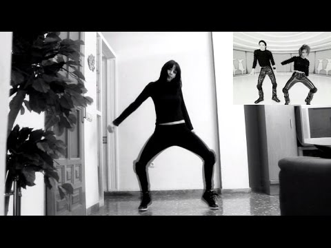 【Michael Jackson】Scream dance part