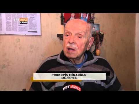 Yunanistan'da İstanbullu Bir Müzisyen Prokopis Minaoğlu - Devrialem - TRT Avaz