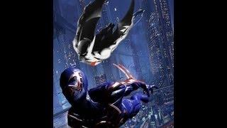 Grudge Match 23: Spider-Man 2099 vs Batman Beyond