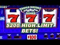Triple Diamond 6 Handpays In A Row at $400 A Pull!  The ...