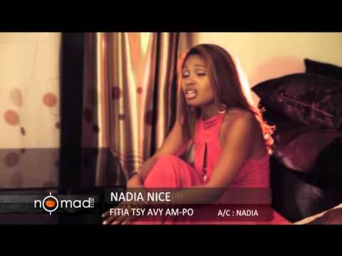 Nadia Nice- Fitia tsy avy am-po (Clip Gasy 2014)