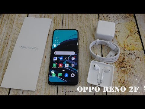 Oppo Reno 2F unboxing | Camera, fingerprint, face unlock tested