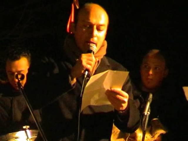 Gambatesa maitunat 1-1-2005: canzone Donato D'Antonio