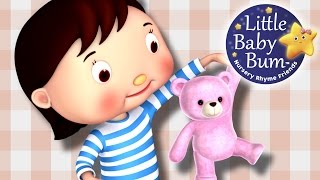 Teddy Bear Teddy Bear | Nursery Rhymes by LittleBabyBum