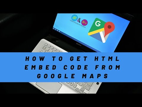 Wordpress How To Get Embed Map Code From Google Maps Youtube
