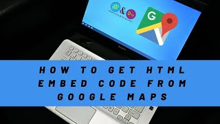 How to get HTML embed code from New version of Google Maps Free HD Video