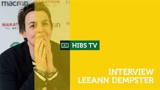 LEEANN DEMPSTER | CATCH-UP