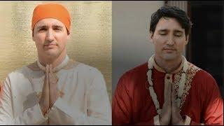 رئيس وزراء كندا جاستن ترودو في دقيقتين