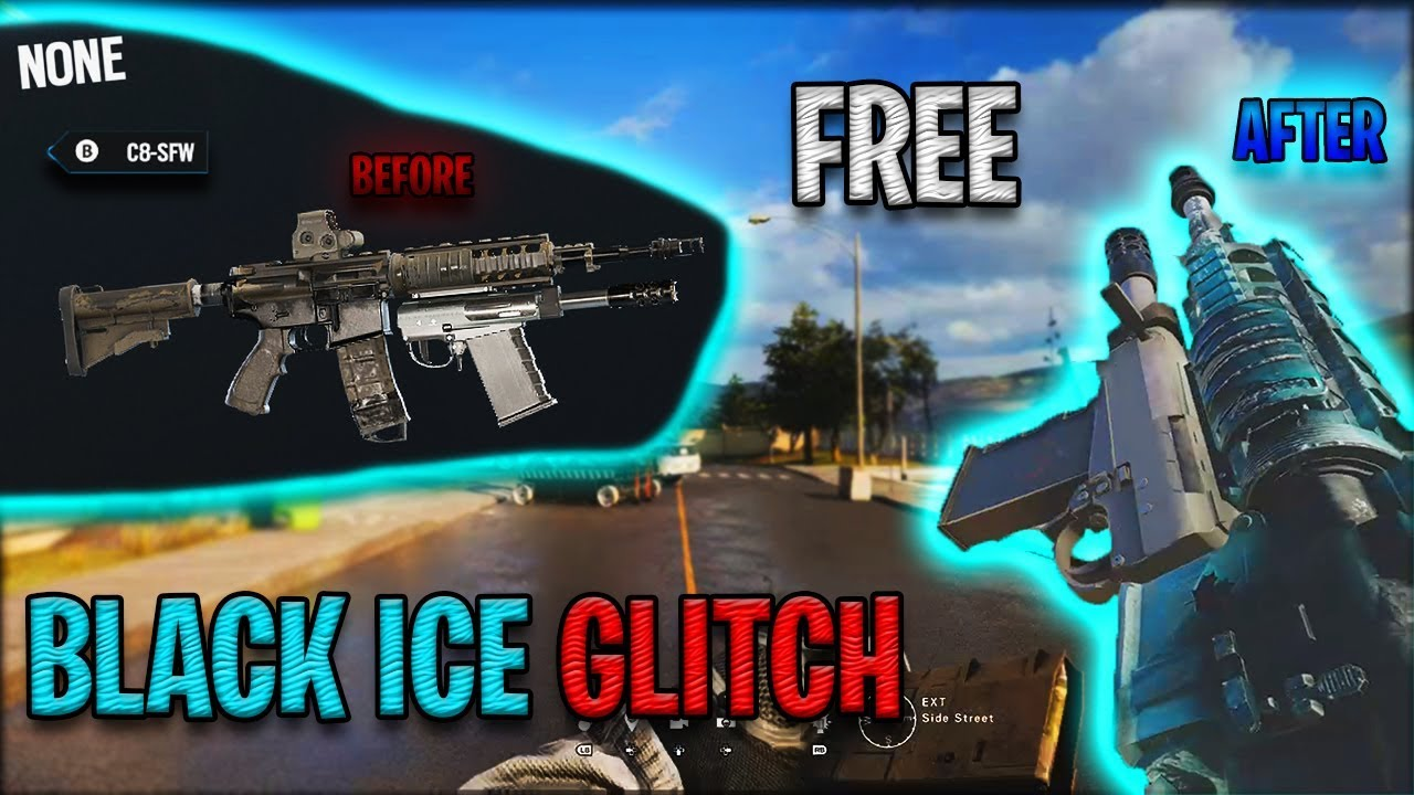 HOW TO GET BLACK ICE FOR FREE | INSANE NEW SKIN DUPLICATION *GLITCH* - EASY  - Rainbow Six Siege