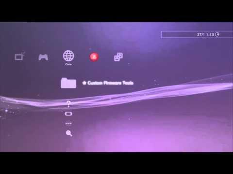 REBUG 4 78 1 REX   Прошивка PS3 и настройка