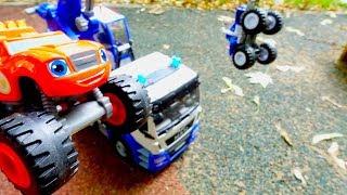 Мультики про машинки. Вспыш на детской площадке. Видео для мальчиков.