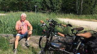 "Unsere neuen Falt-E-Bikes ""Mobilist XR"""