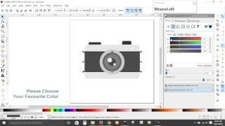 Inkscape Icon #9 - Draw Camera Vector Icon by YandiDesigns