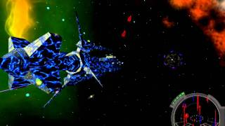 x2 the Threat - Xenon M0 Vs Khaak M0 planet destroyer