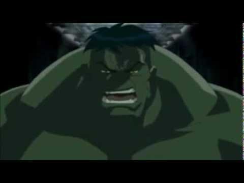 Hulk vs Sabertooth