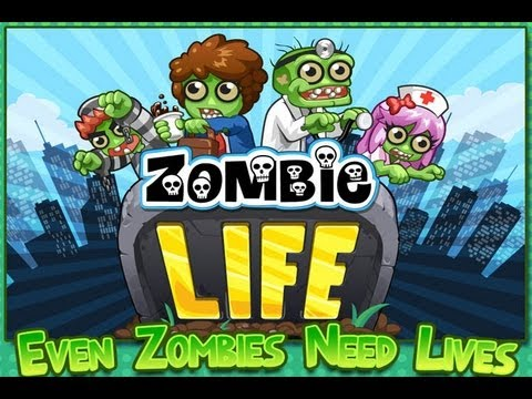Cgrundertow Zombie Life For Iphone Video Game Review Youtube