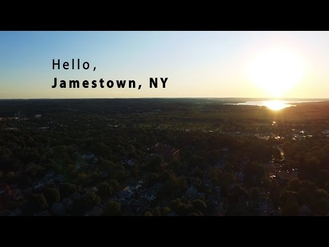 Hello Jamestown NY 2017