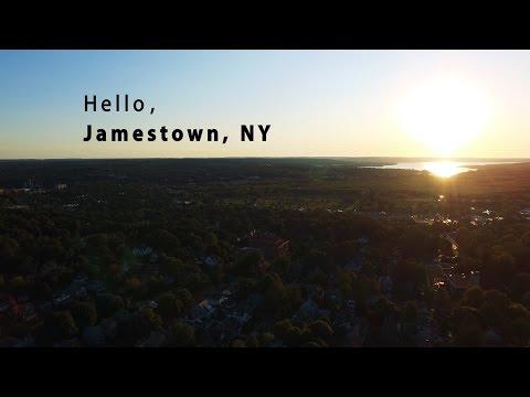 Hello Jamestown NY 2017