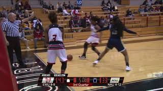 EWU WBB Highlights vs. Northern Arizona (Jan 18, 2018).