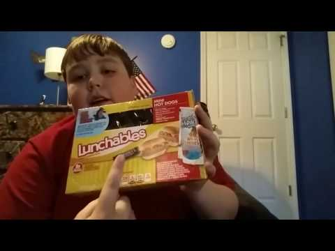 NOAHS FOOD REVIEW LUNCHABLES