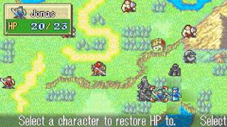 FE Hack Reviews #12: Decay of the Fangs by MarioBros3828 [CH2] - Long Winding Path #60