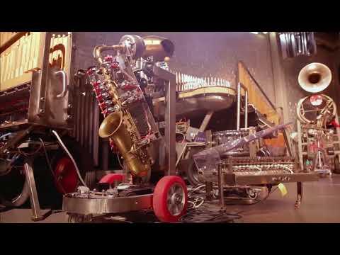 Leonardo Barbadoro - Musica Automata - Kickstarter video