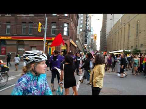 Toronto Pride Trans March