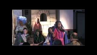 Miracle at Bethany (raising of Lazarus)