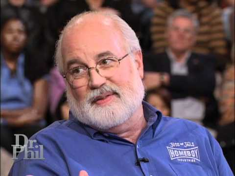 Father Greg Boyle of Homeboy Industries Gives Hope to Troubled Kids