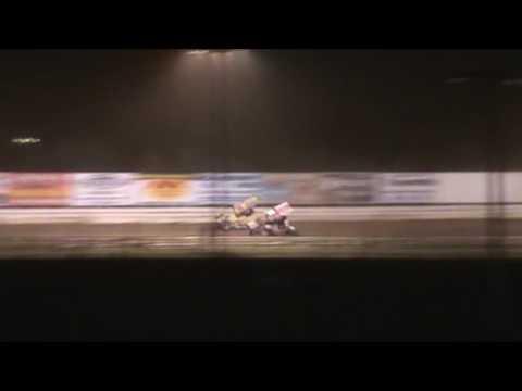 Selinsgrove Speedway 410 Sprint Car Highlights 06-12-16