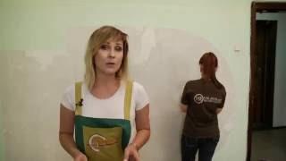як зробити панно з шпалер на стіну своїми руками