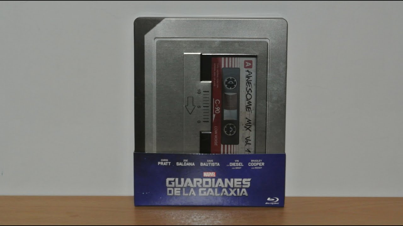 Guardians Of The Galaxy 2 Steelbook
