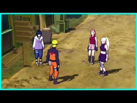 Naruto chooses Hinata over Sakura and Ino making them Jealous