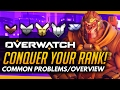 Overwatch   Conquer Your Rank - Common Bronze to Master Problems [Overview]