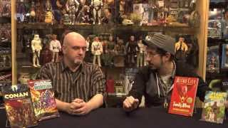 COMICAZI - April 2015 - Videodrome (Season 2, EP#19)