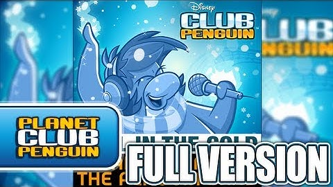 club penguin  cool in the cold full version