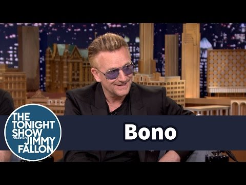Bono Discusses His Intense Bike Accident