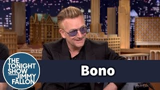 Bono Discusses His Intense Bike Accident
