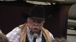 <b>Wilford Brimley</b> Q&A Chiller Theatre October 26th, 2019