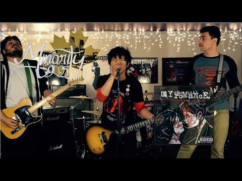 My Chemical Romance - Helena (Full Band Cover by Minority 905)