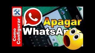 Cómo apagar WhatsApp sin desactivar Internet en tu móvil - Comoconfigurar