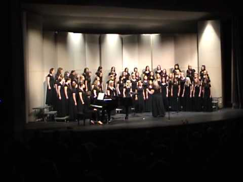 Year-End Choral Extravaganza 2010 -- Bel Canto - Fire, Fire, my Heart By Thomas Morley